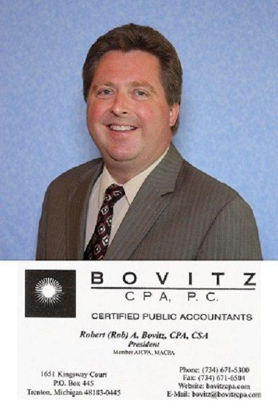 Bovitz  Management  Services Inc