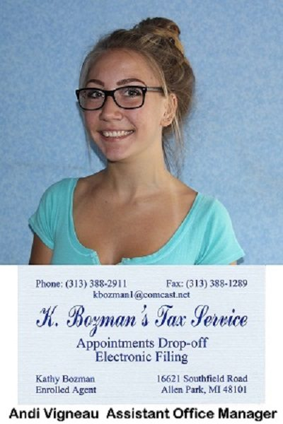 Bozman's Tax Service