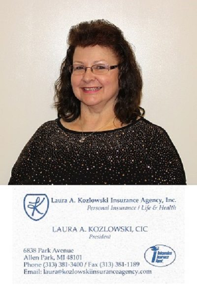 Laura Kozlowski Insurance Agency, Inc.