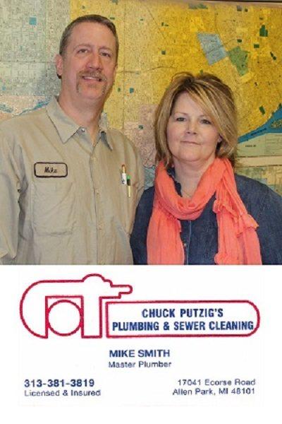 Chuck Putzig Plumbing & Sewer