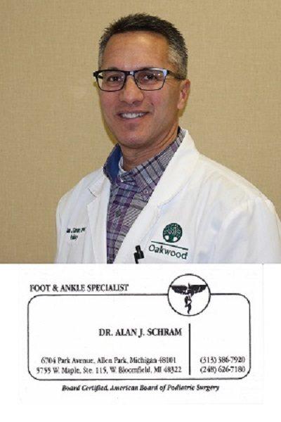 Alan J. Schram D.P.M., P.C.