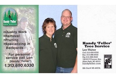 "Handy ""Feller"" Tree Service"