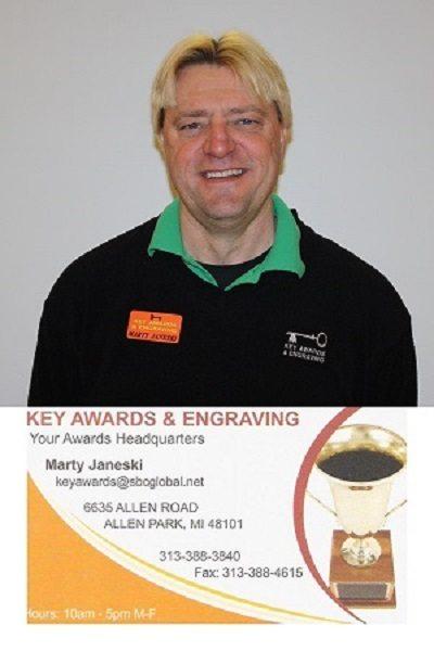 Key Awards & Engraving