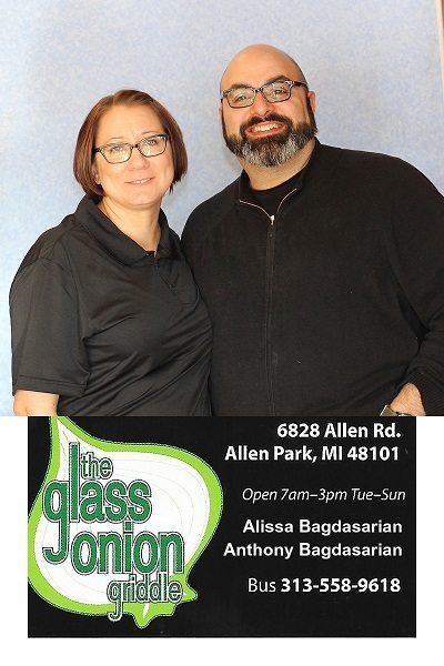 Glass Onion Griddle LLC