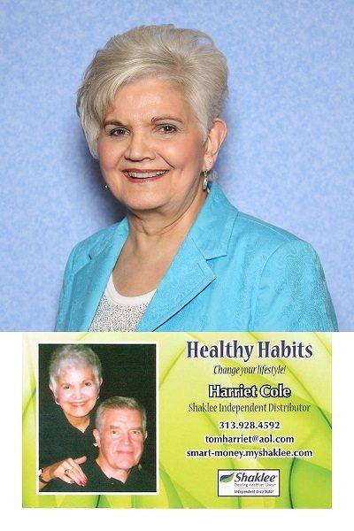 Healthy Habits - Harriet Cole