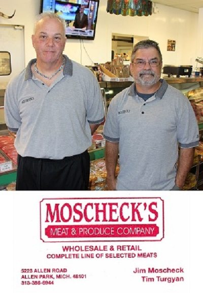 Moscheck's Meats & Produce