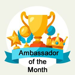 Ambassador of the Month