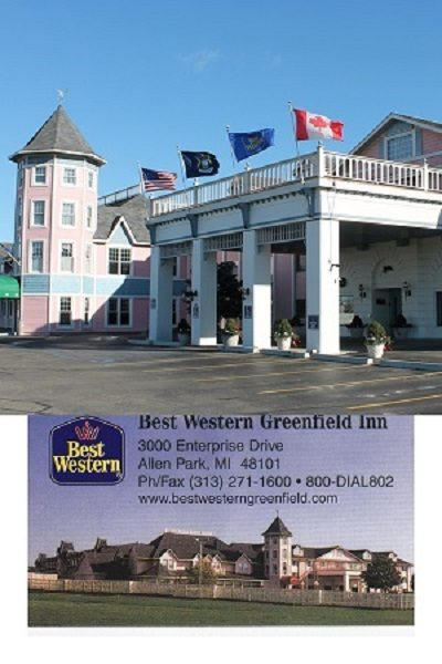 Best Western – Greenfield Inn