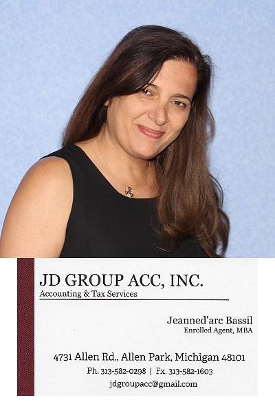 JD Group Acc Inc