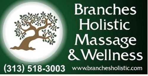 Branches Holistic Massage & Wellness LLC