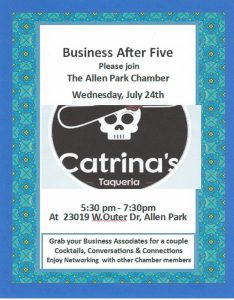 Business After 5 @ Catrina's Taqueria